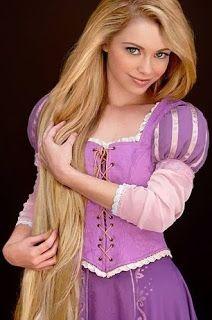 Rapunzel+cosplay