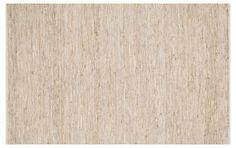 Benji Jute-Blend Rug, Ivory - Rugs - Sale by Category - Sale   One Kings Lane