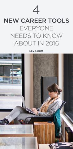 Your job search is about to get a makeover! Here are 4 new career tools that everyone needs to know about. @levoleague www.levo.com