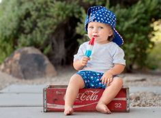 Super Ideas Baby Boy Newborn Pictures Of July 4th Of July Photography, Photography Mini Sessions, Toddler Photography, Photography Ideas, Indoor Photography, Holiday Photography, Urban Photography, Toddler Pictures, Newborn Pictures