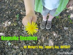 special questions to ask your kids once a year