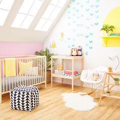 Bookmark this for 14 must-have gender neutral nursery items! #partner