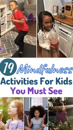 Check Out These 20+ Mindfulness Activities and Techniques To Help Teach Your Child How To Be Mindful and Present. Practicing Mindfulness Can Help Your Child Build Life Long Skills For Stress… Mindfulness Books, Mindfulness Activities, Activities For 2 Year Olds, Toddler Learning Activities, Parenting Ideas, Kids And Parenting, Social Aspects, Improve Concentration, Crafty Kids