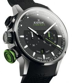 Edox WRC X-Treme Pilot III Limited Edition Watch