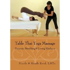 Thai massage is clearly one of many most wanted and experienced therapeutic massage techniques available. I'm going to learn this therapy. Technique Massage, Massage Techniques, Thai Yoga Massage, Reflexology Massage, Massage Treatment, Massage Benefits, Relax, Yoga Videos, Acupressure