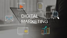 Like any sort of marketing strategy, digital marketing serves the purpose of connecting your business with specific audience for promotion of your brand through digital channels. The success of your business lies in how you can benefit people and your unique value proposition. #digitalmarketing #socialmediamarketing #digitalmarketingagency #seoagency