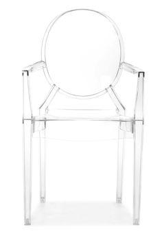 """Replica """"Louis Ghost"""" Chair Clear"""