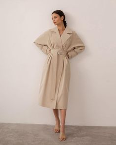 #trenchcoat #basic #trench #autumnstyle #autumntrench #outerwear #women'souterwear #casualouterwear #fashiontrenchcoat #womensjacket #autumnouterwear #casualstyle #outfits #streetstyle #fashionstyle #designertrenchcoat #lichishop #lichiouterwear Hijab Fashion, Fashion Outfits, Modest Outfits, Modest Clothing, Suit Vest, Online Fashion Stores, European Fashion, Designer, Winter Fashion