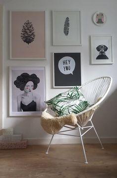 Sie heißt Minerva.... #livingroom #wohnzimmer #acapulcochair #housedoctor #hay #kuschelecke #cozy