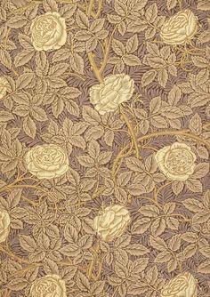 William Morris Fan Club: Morris! V&A Pattern, Part 3