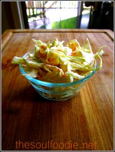 This is what brought the chopped barbecue sandwich closer to perfection.  This is a cole slaw recipe attributed to James Beard.  It's made with mayonnaise, sour cream, horse radish, mustard powder, salt, and pepper.
