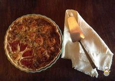 Quiche de setas variadas y langostinos - Vuelta y Vuelta Pie, Desserts, Food, Tart Recipes, Mushroom Quiche, Food Porn, Oysters, Custard, Tasty