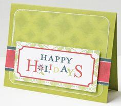 creative memories nordic christmas | Creative Memories Traditional 411 Blog