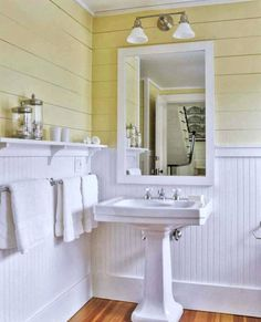 Image Result For Beadboard Bathroom Walls