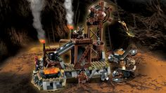 LEGO® The Lord of The Rings™ : Products   ---- So freaking awesome.
