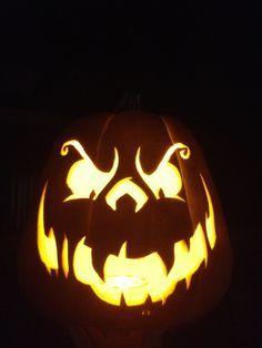 Image result for joker jack o'lantern