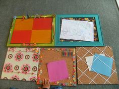 MUMS GROUP FUN: kids art cork boards Thurs 26th May
