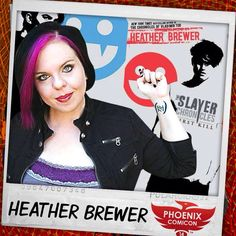 the slayer chronicles brewer heather