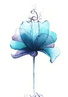 Watercolor blue magic poppy flower illustration on white background. This image … Watercolor blue magic poppy flower illustration on white background. This image DOESNT have transparent background. Size of image: px Resolution: 600 dpi JPEG Watercolor Easy Watercolor, Watercolor Drawing, Watercolor Paintings, Flower Watercolor, Japanese Watercolor, Drawing Drawing, Art And Illustration, Watercolor Illustration, Flower Illustrations