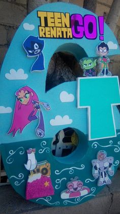Teen Titans Go, 8th Birthday, Kids Rugs, Black Girls, Teen Titans, Party, Birthday Cards For Kids, Superhero Birthday Party, Toy Story Birthday