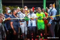 The Vice President of Ghana, Dr Mahamudu Bawumia has tasked the Ministry of Youth and Sports to institute a monthly National Fitness Day. Speaking at the commissioning of an ultra-modern astro turf at Adjiringanor in the Adentan Municipality in Accra last week, Vice President Bawumia said promoting fitness should be... The post Bawumia tasks Sports Ministry to institute National Fitness Day appeared first on Clickongh. Fitness Activities, Sports Activities, Astro Turf, Accra, National League, Vice President, Ghana, Ministry, Presidents