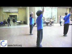 Tai Chi - Lishi Tai Chi in London Kings Cross - YouTube