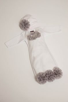 Hey, I found this really awesome Etsy listing at https://www.etsy.com/listing/111422421/newborn-infant-layette-white-baby-gown