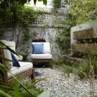 The Dark Mirror: A Backyard Reflecting Pool in Eastern Europe: Gardenista