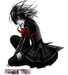 Render Vampire Knight - Renders yuuki VK vampire knight