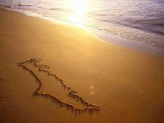 crete in the sand