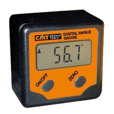 Sistema digitale di misurazione angoli (gauge) #misurazioneangoli #CMT #utensiliCMT #lavorarelegno #utensilifalegnami #utensiliprofessionalilegno #attrezzifalegnami #gauge #misuratore #calibro