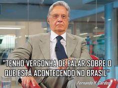 HELLBLOG: Coube ao ex-presidente Fernando Henrique Cardoso, ...