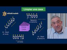 Meditación Kabbalística para limpiar una casa de energías negativas - YouTube