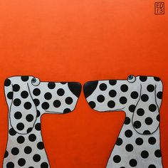 190 Face the Face MIDSIZE signed and numbered giclee by edart, $28.00