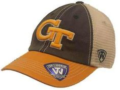 d6ea1973c91 Compare prices on Georgia Tech Yellow Jackets Snapback Hats from top sports  gear retailers.