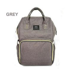Chic Travel Diaper Backpack
