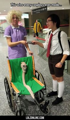 This Wins Every Cosplays Ever Made...
