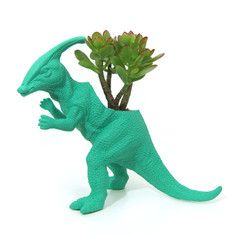 Alice the Parasaurolophus, $26, now featured on Fab.