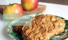 VIDEO: Glutenvrije appel kaneelbroodjes | Focusonfoodies