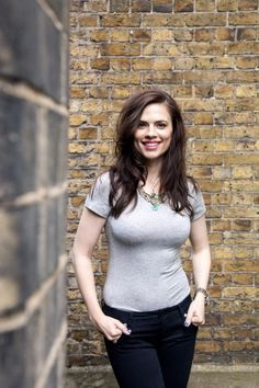 Hayley Atwell all day everyday