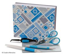 The new Creative Memories Tool Set: 5 essential tools for all your craft, card, and scrapbooking needs.