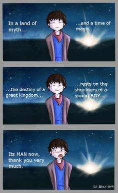Merlin titles... by ~Star-Jem on deviantART
