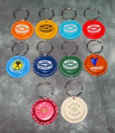 What Dog Doesn't Need a Little Hawaiian Breweries Bling? Recycled Bottle Cap Bling Charms (Sold Separately) by squigglechick on Etsy Bottle Top Crafts, Bottle Cap Projects, Kona Brewing, Bottle Cap Jewelry, Safety Pin Jewelry, Candy Labels, Beer Bottle Caps, What Dogs, Chip Bags