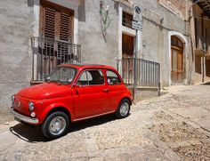 Red 500 - Noto Sicilia   #TuscanyAgriturismoGiratola