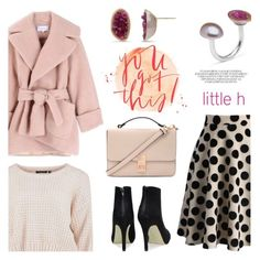 """You got this by Little h Jewelry"" by littlehjewelry ❤ liked on Polyvore featuring Chicwish, Carven, Forever 21, women's clothing, women's fashion, women, female, woman, misses and juniors"