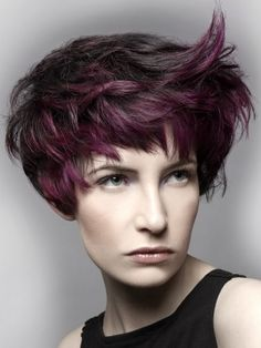 Trendy Spring Hair Color Ideas 2012