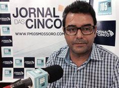 I P A N G U A Ç U            A G O R A: Mossoró Josivan Barbosa confirma que será candidat...