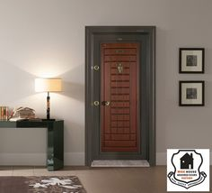 security door from  www.wisehouselb.com Security Door, Lebanon, Tall Cabinet Storage, Live, Furniture, Home Decor, Woodwind Instrument, Decoration Home, Room Decor