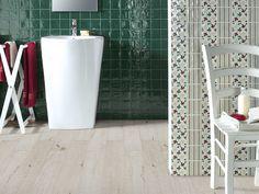 Gres Porcellanato Effetto Legno Rustico Serie TIMBER, Formato 15x90. Colore: Bianco