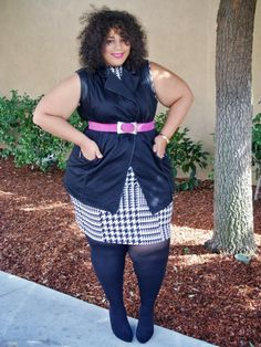 GarnerStyle | The Curvy Girl Guide: InVESTED